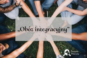 obóz integracyjny