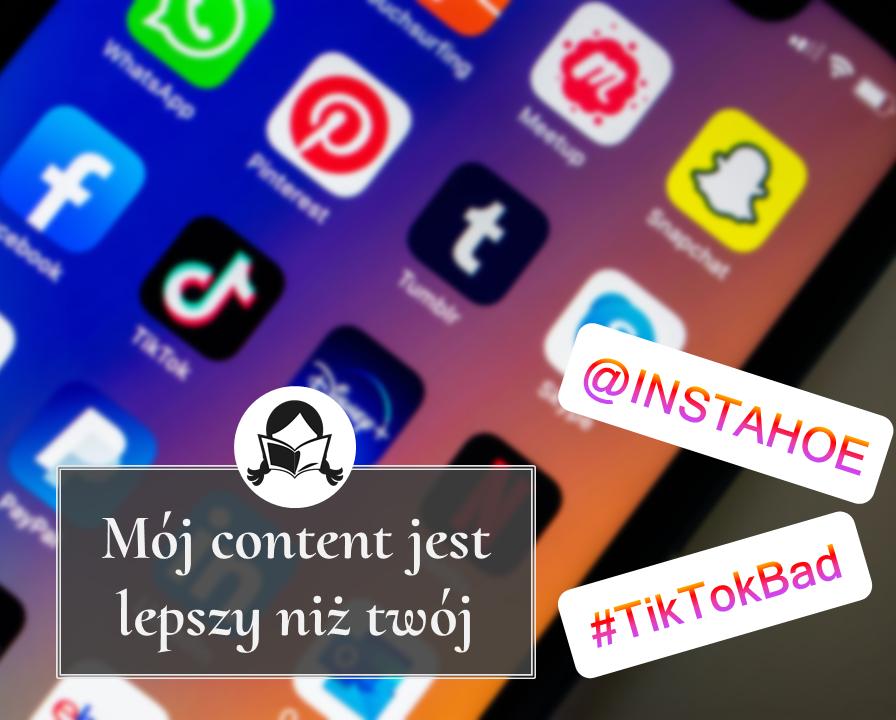 Instagram TikTok 9gag
